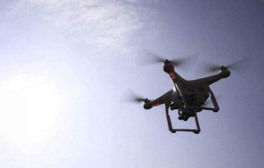 [Leitora denuncia circulação de drones no Jardim Limoeiro]