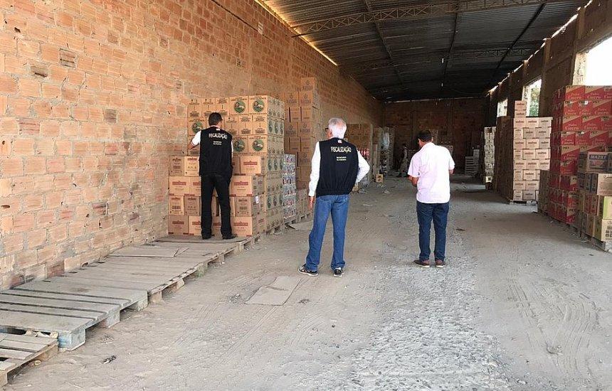 [Três pessoas são presas em operação contra sonegação de impostos na Bahia]