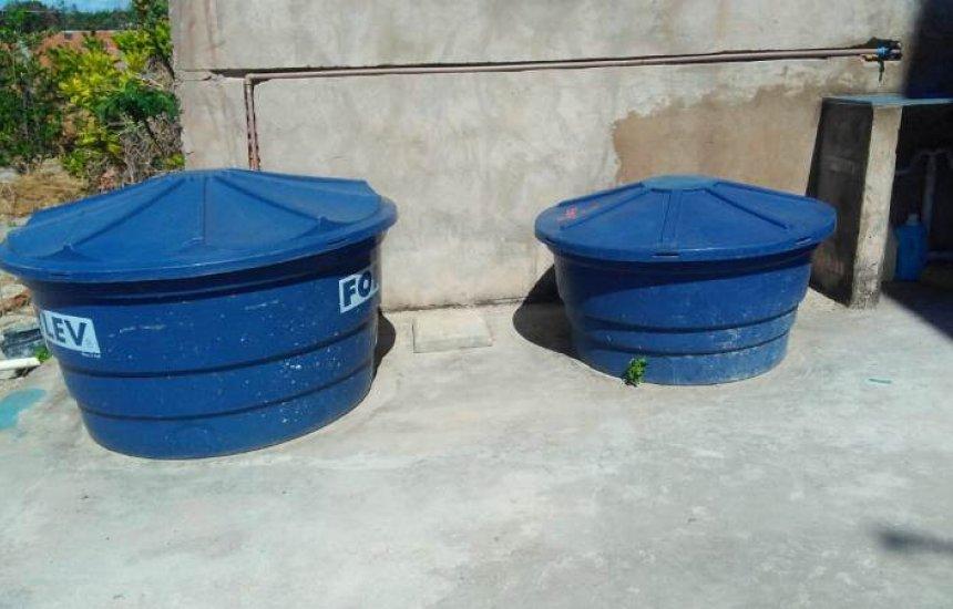 [Atenção Embasa: morador de Arembepe diz que está sem água há 16 dias]