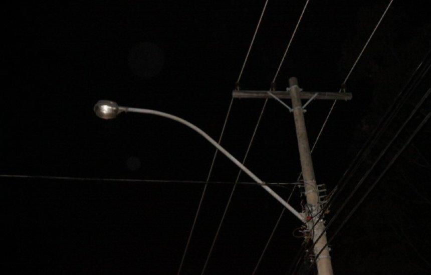 [Moradora pede iluminação pública em rua do Jardim Limoeiro]
