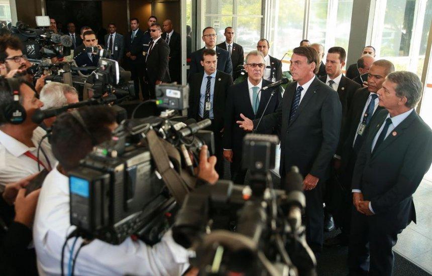 [Governo estuda mudar forma de cobrança de imposto sobre combustíveis para baratear preço, diz Bolsonaro]
