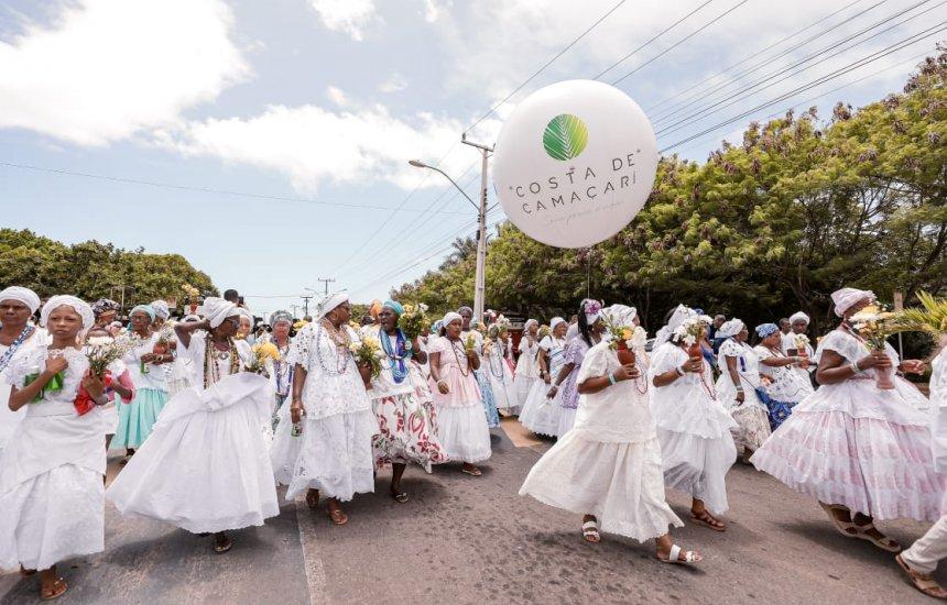 Fé, devoção e religiosidade marcam a lavagem de Monte Gordo