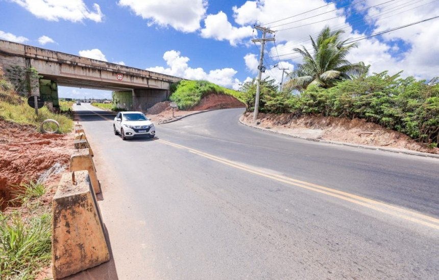 Condutores ganham mais um acesso após intervenções no Viaduto da Cascalheira serem concluídas