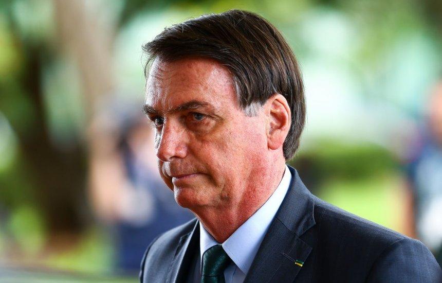 [Bolsonaro coordena reunião ministerial no Palácio da Alvorada]