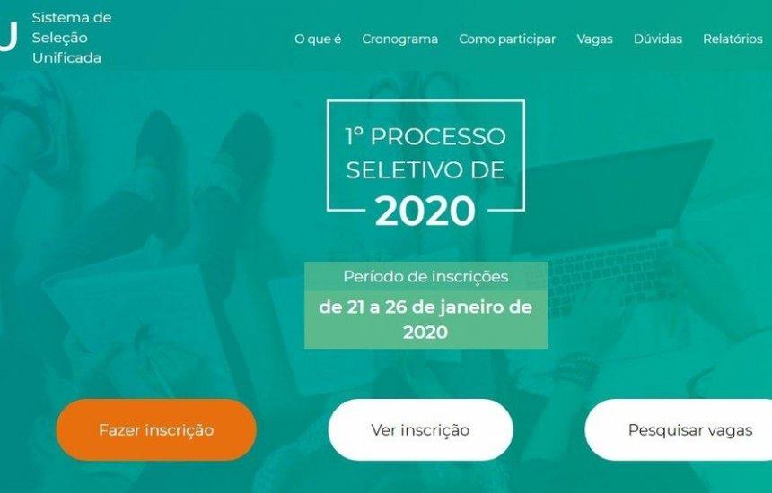 [Inscrições para o Sisu 2020 são abertas; estudantes relatam lentidão]