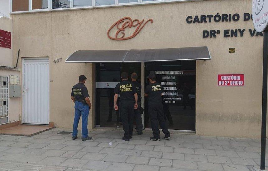 [PF deflagra operação contra fraudes em títulos na Bahia]