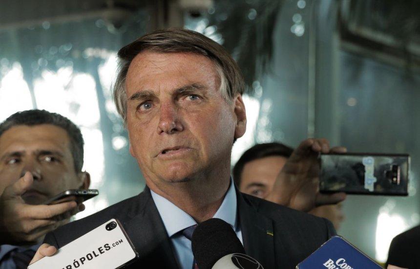 [Bolsonaro determina criação de conselho para ações na Amazônia]