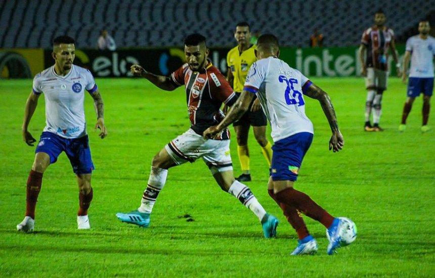 [Bahia leva gol no fim e é eliminado na 1ª fase da Copa do Brasil]
