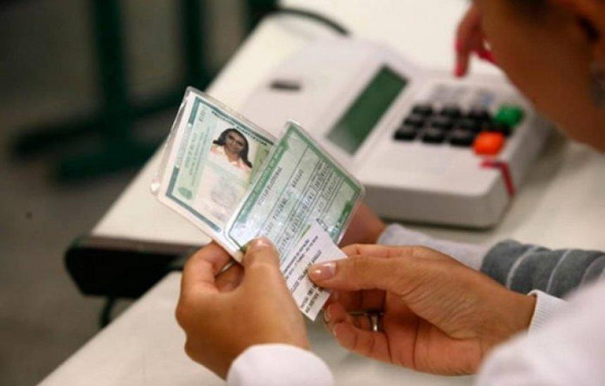 [Eleitores devem procurar cartório e regularizar situação eleitoral até dia 6 de maio]