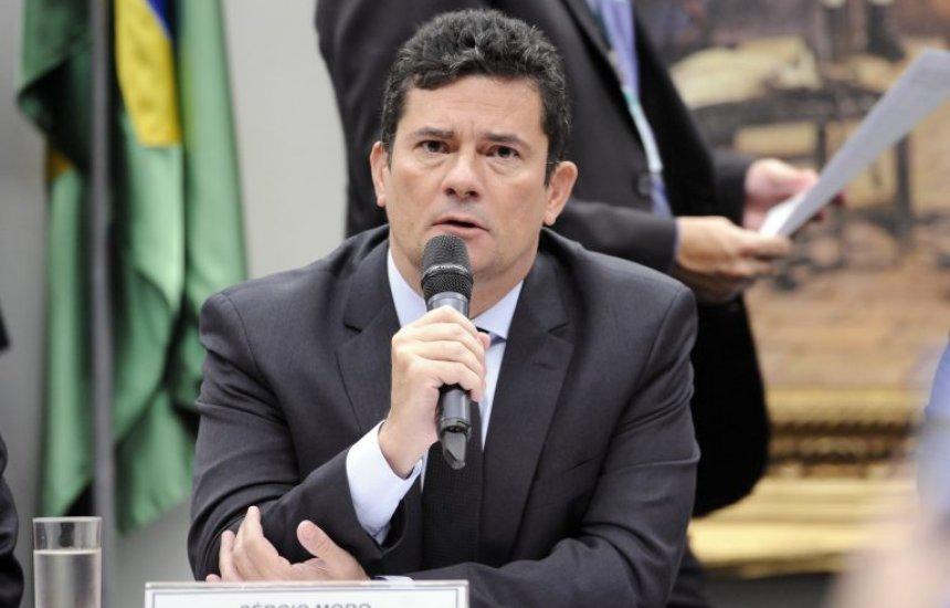 [Sérgio Moro defende prisão após julgamento em segunda instância]