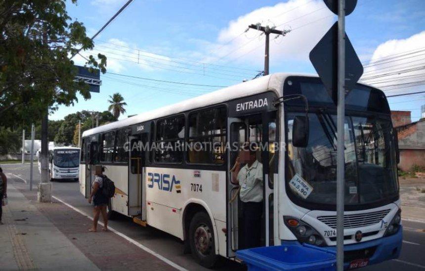 [Mais dois ônibus são assaltados em Camaçari]