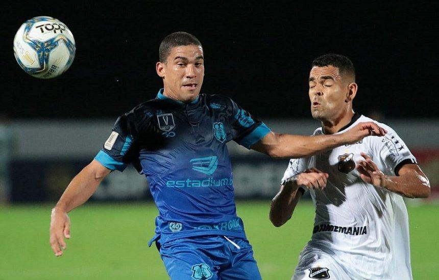 [Santa Cruz vence ABC com gols nos acréscimos e ajuda o Bahia]