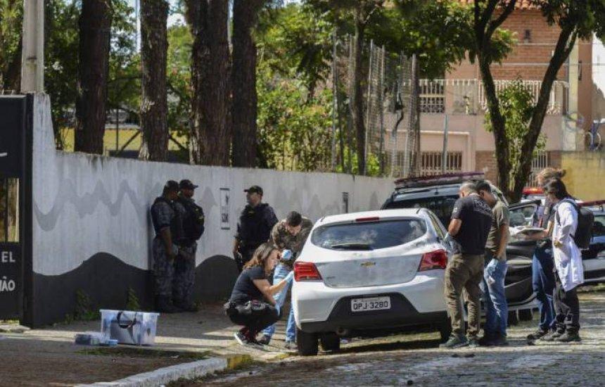 [Justiça solta acusados de participação no massacre de escola em Suzano]