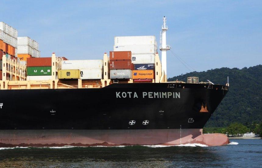 [Anvisa descarta suspeita de coronavírus em navio no Porto de Santos]