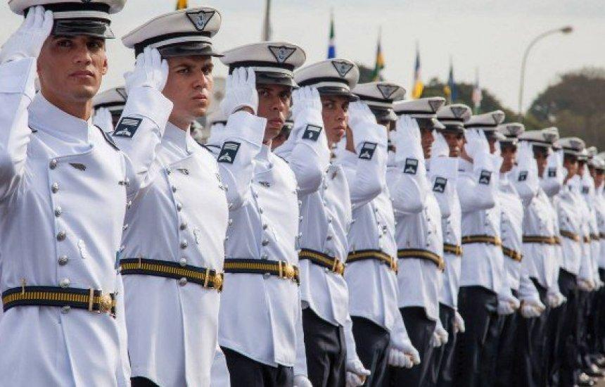 [Marinha abre processo seletivo para níveis médio e superior]