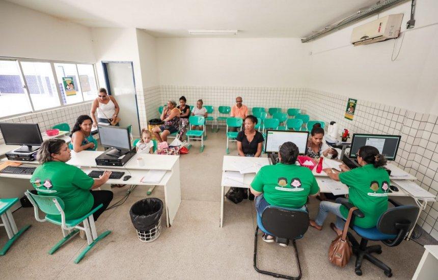 [Matrículas para novos alunos da rede municipal de Camaçari seguem até esta quarta]