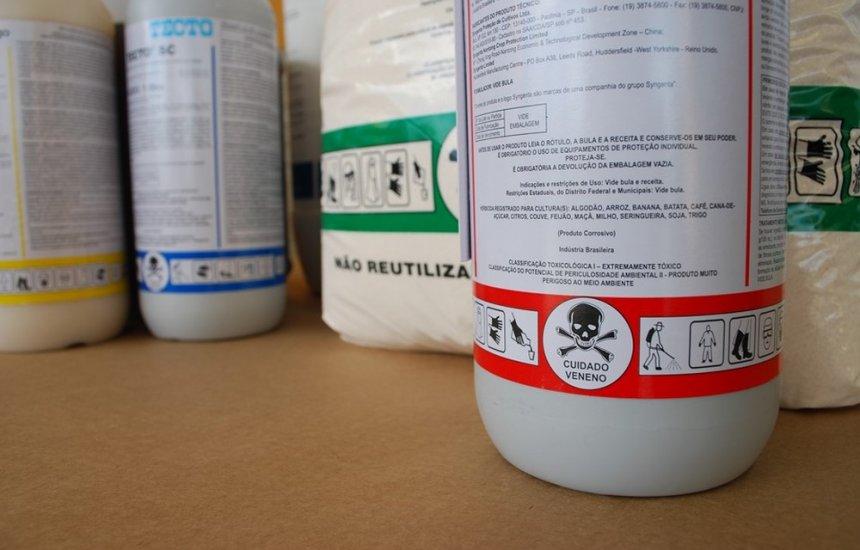 STF julga hoje isenção de impostos sobre agrotóxicos