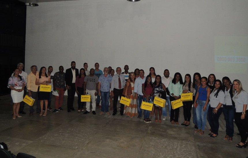 [H.L.N Contabilidade promove palestra para seus clientes e empreendedores em Camaçari]