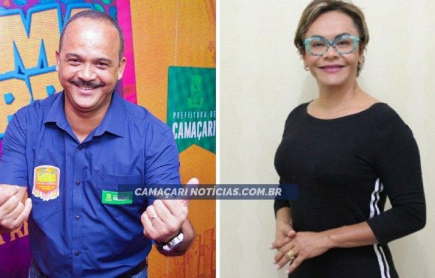 [Elinaldo mantém liderança e Ivoneide segue em segundo lugar, diz pesquisa eleitoral]