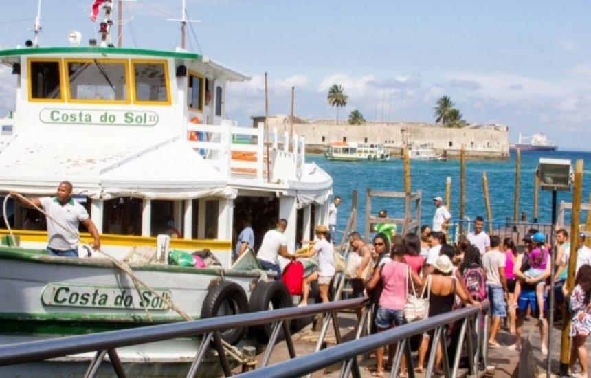 [Último horário da Travessia Salvador - Mar Grande será às 18h30]