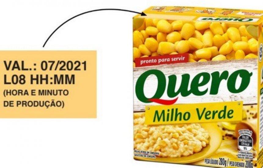 [Heinz faz recall de 244 caixas de milho verde após presença de bactéricas]