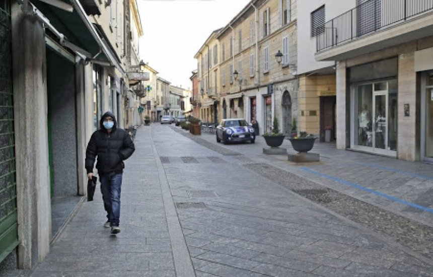 Itália confirma primeira morte por coronavírus