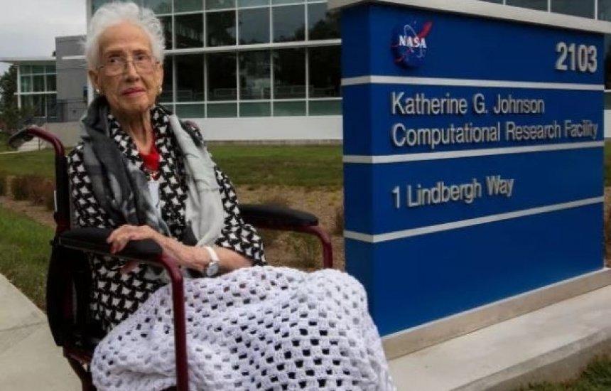 [Matemática que inspirou filme, Katherine Johnson morre aos 101 anos]