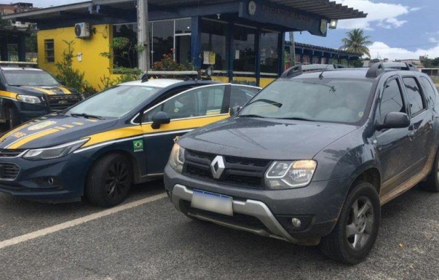 [Veículo roubado há 7 meses em Salvador é recuperado em Simões Filho]