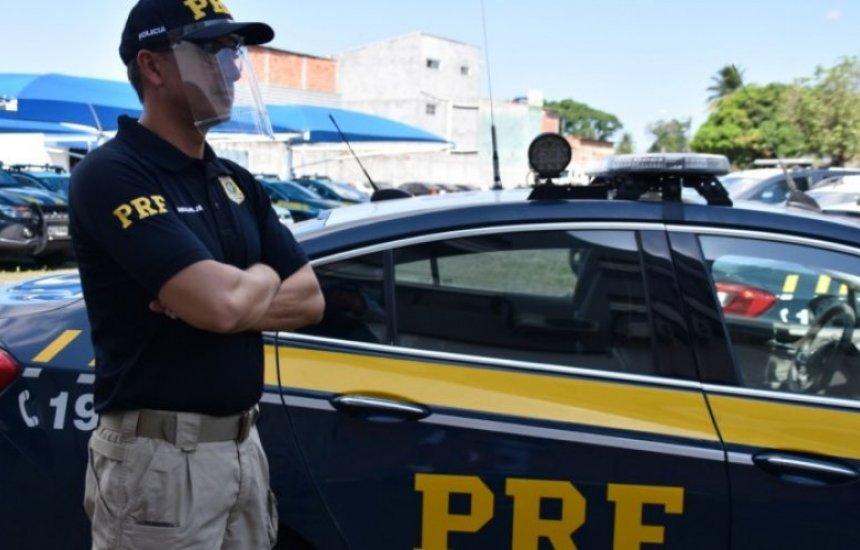[PRF na Bahia adquire 600 máscaras acrílicas de proteção facial para os policiais]