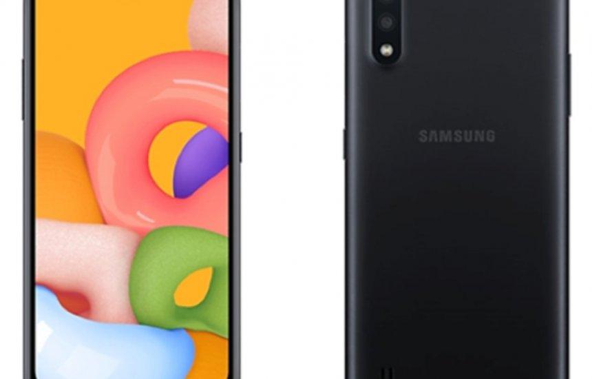 [Samsung anuncia novo Galaxy com 3 câmeras em versão mais barata]