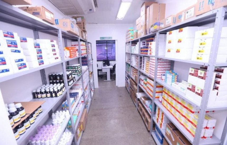 Confira as unidades de saúde de Camaçari que estão fazendo retiradas de medicamentos controlados