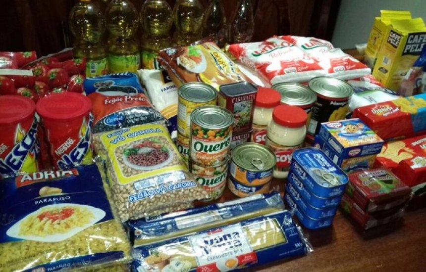 [CLN distribui mil cestas para comunidades carentes de Camaçari]