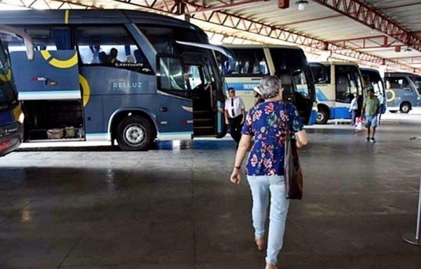 [Novas cidades baianas são incluídas na suspensão do transporte intermunicipal]