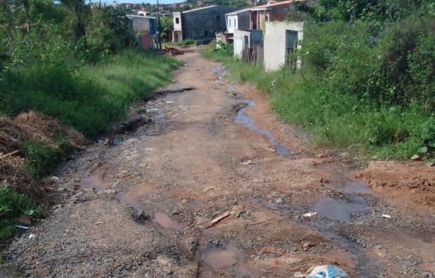 ['Nossa população que merece o mínimo de dignidade', diz moradora do Parque Verde II]