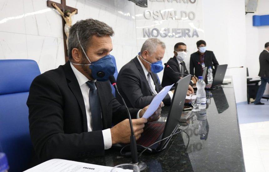 [Vereadores de Camaçari aprovam projetos para fortalecer combate ao novo coronavírus]