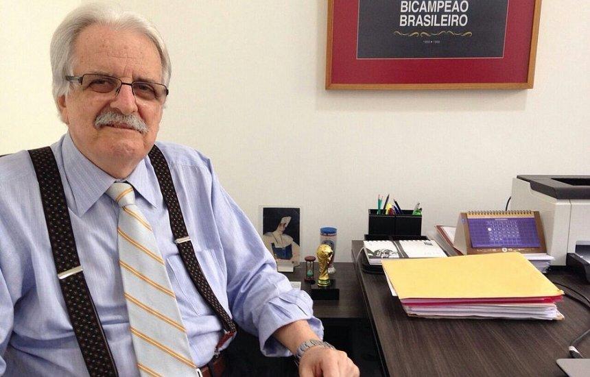 [Morre Fernando Schmidt, ex-presidente do Esporte Clube Bahia]