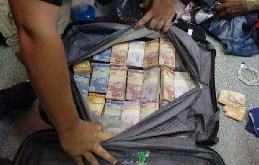 [Funcionários suspeitos de facilitar roubos em bancos na Bahia são detidos no Distrito Federal]