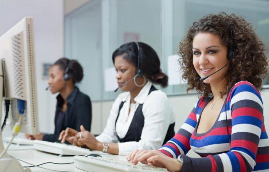 [Empresa de telemarketing está ofertando 800 vagas de home office]