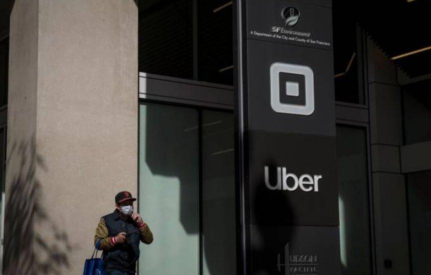[Uber terá ferramenta para verificar se motoristas estão usando máscaras]