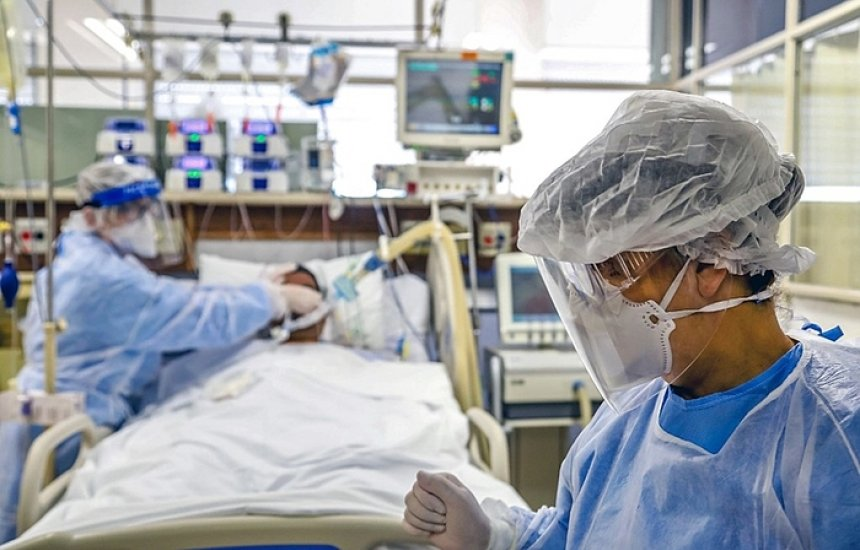 [Lei que concede auxílio de R$ 500 a pacientes com Covid-19 hospedados em centros é publicada]