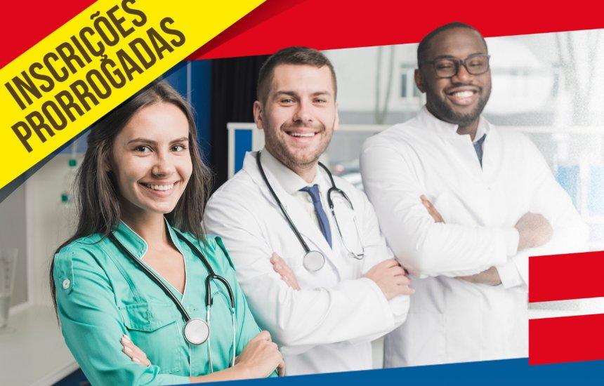 [Inscrições para médicos interessados em atuar nas UTIs das unidades Covid-19 da Bahia são prorrogadas]