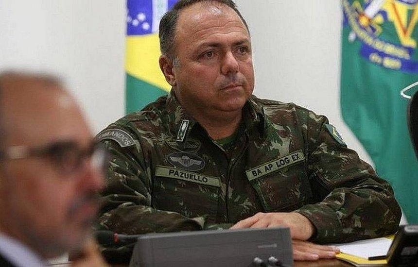 [Interino na Saúde, Pazuello nomeia mais nove militares no ministério]