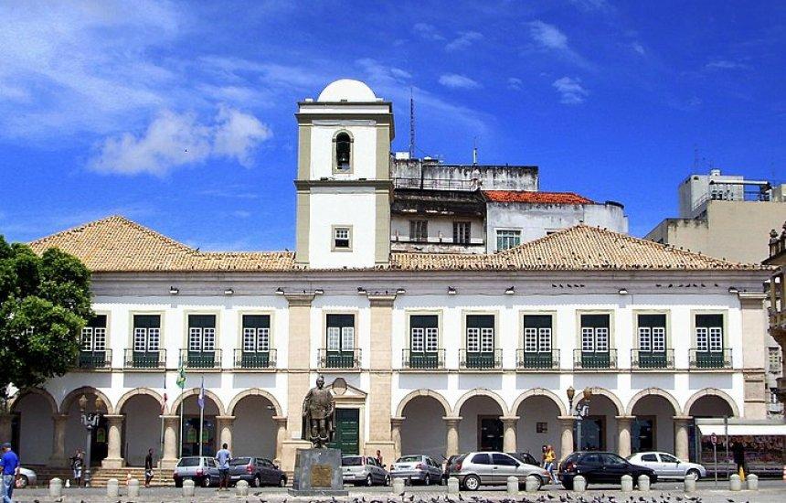 [Dois funcionários da Câmara Municipal de Salvador testam positivo para coronavírus]