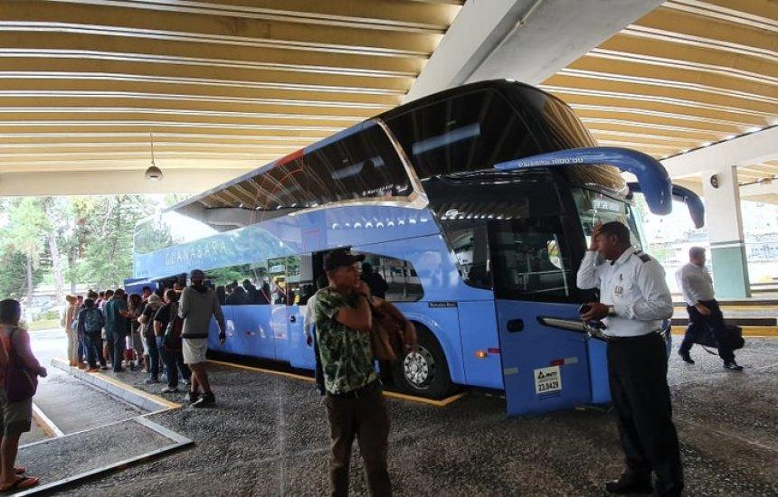 [Vinte municípios baianos têm o transporte suspenso; total de cidades afetadas chegam a 247]