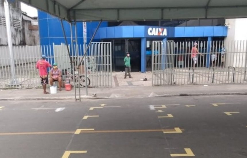 Caixa começa a creditar 2ª parcela do Auxílio Emergencial em contas de beneficiários