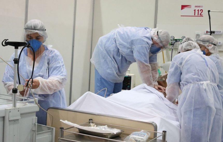 São Paulo tem novo recorde de casos de covid-19