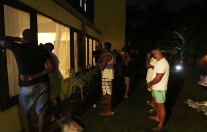 [Festa batizada de 'Pandemia Fest' é o 5° evento ilegal realizado em Lauro]