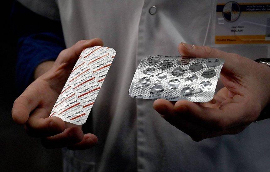[OMS vai retomar testes com hidroxicloroquina para covid-19]