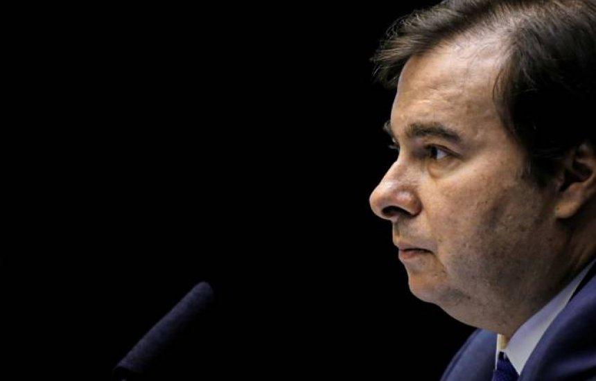 Rodrigo Maia critica prefeitos que pedem eleições em outubro e defende adiamento