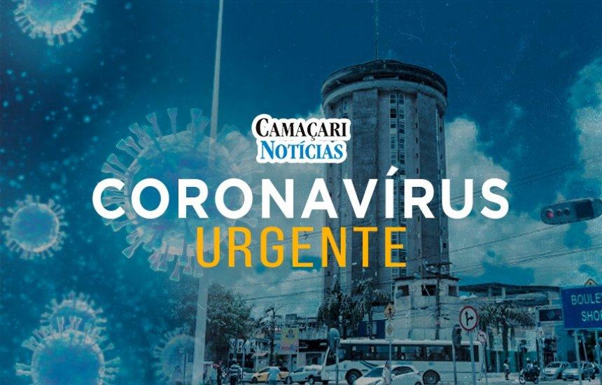 Camaçari: Sesau atualiza dados e número de casos confirmados de Covid-19 passa para 335